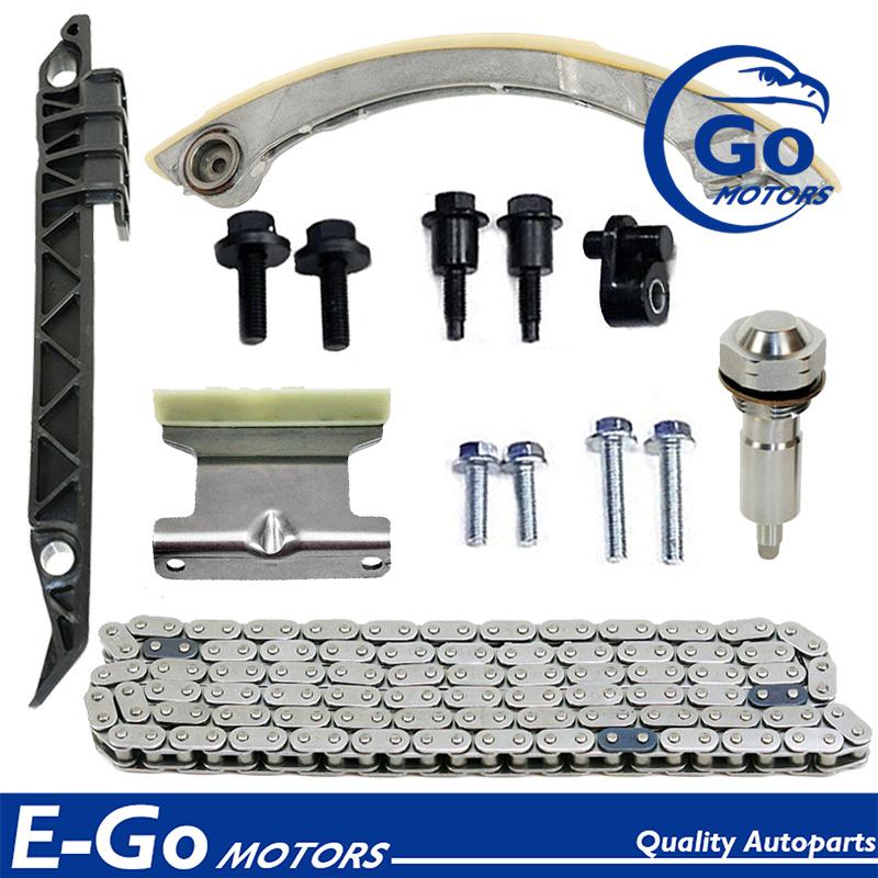 Timing Chain Kit for 00-10 Chevy Olds Pontiac Saab Saturn GM 2.0L 2.2L 2.4L