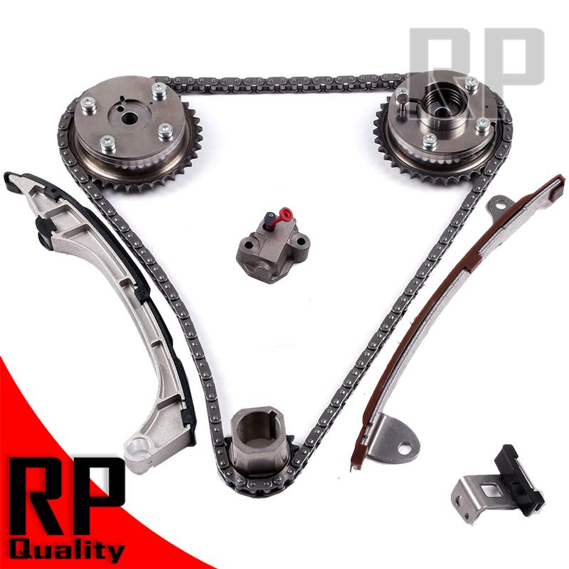 Timing Chain Kit for Toyota RAV4 HIGHLANDER SIENNA CAMRY 2.5L 2.7L L4 DOHC