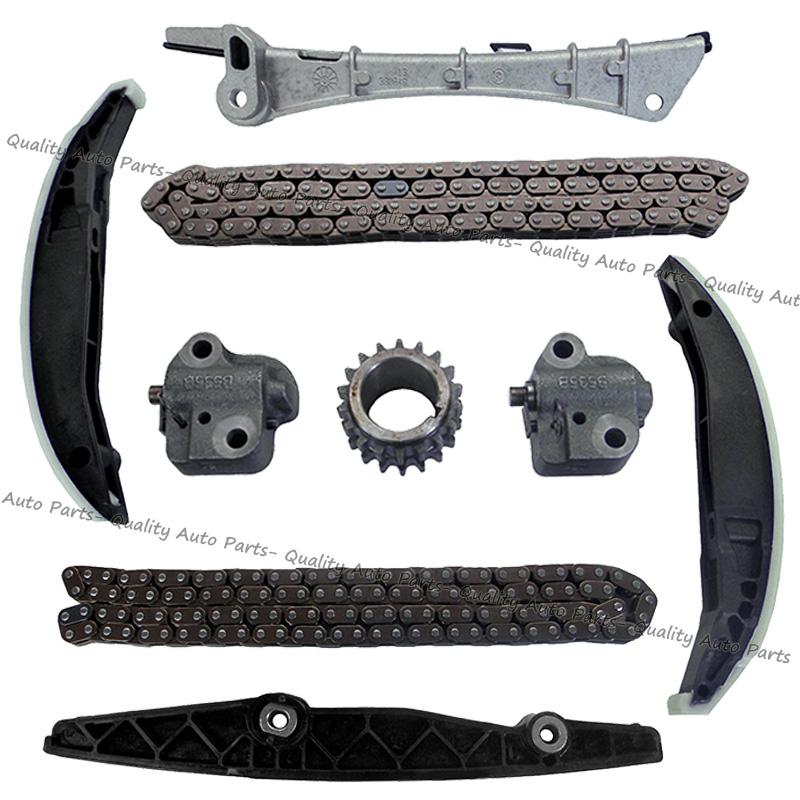 Timing Chain Kit For Ford Five Hundred Freestyle Mazda MPV Mercury 3.0L 2.5L V6