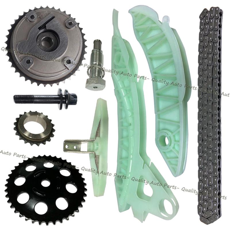 Camshaft Vvt Gear Timing Chain Kit For Peugeot 207 Sw Cc 308 3008 5008 Rcz 1 6l Ebay