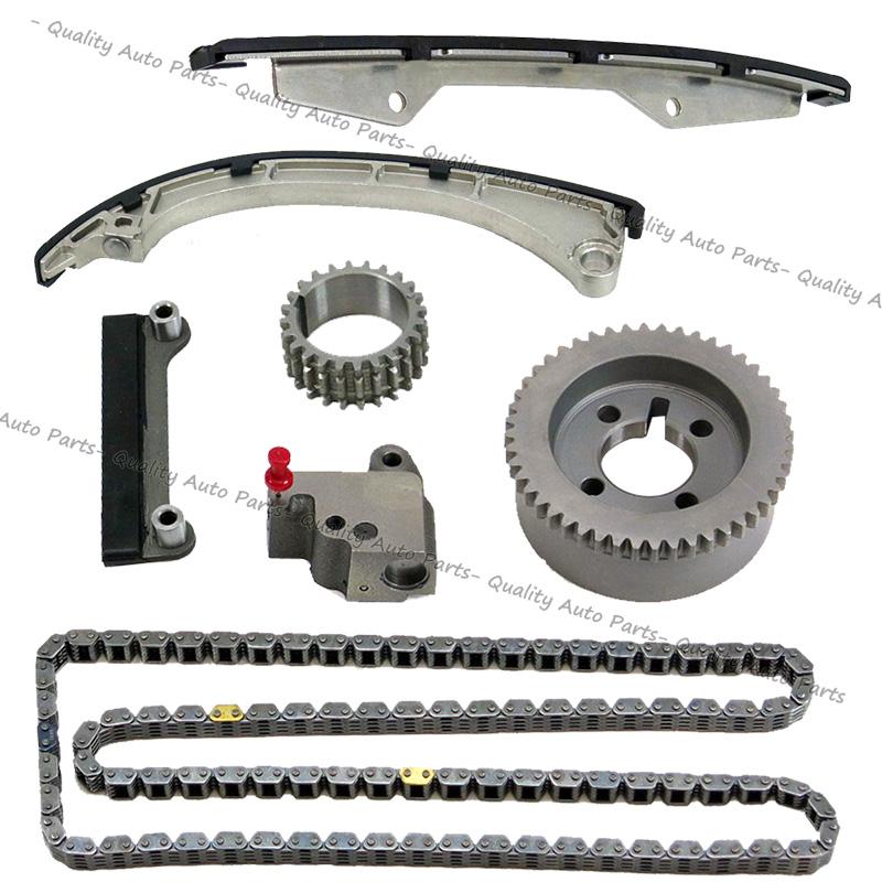 Details about Timing Chain Gear Kit For Nissan TB48DE 4 8L Safari Patrol GR  Y61 TB48DE