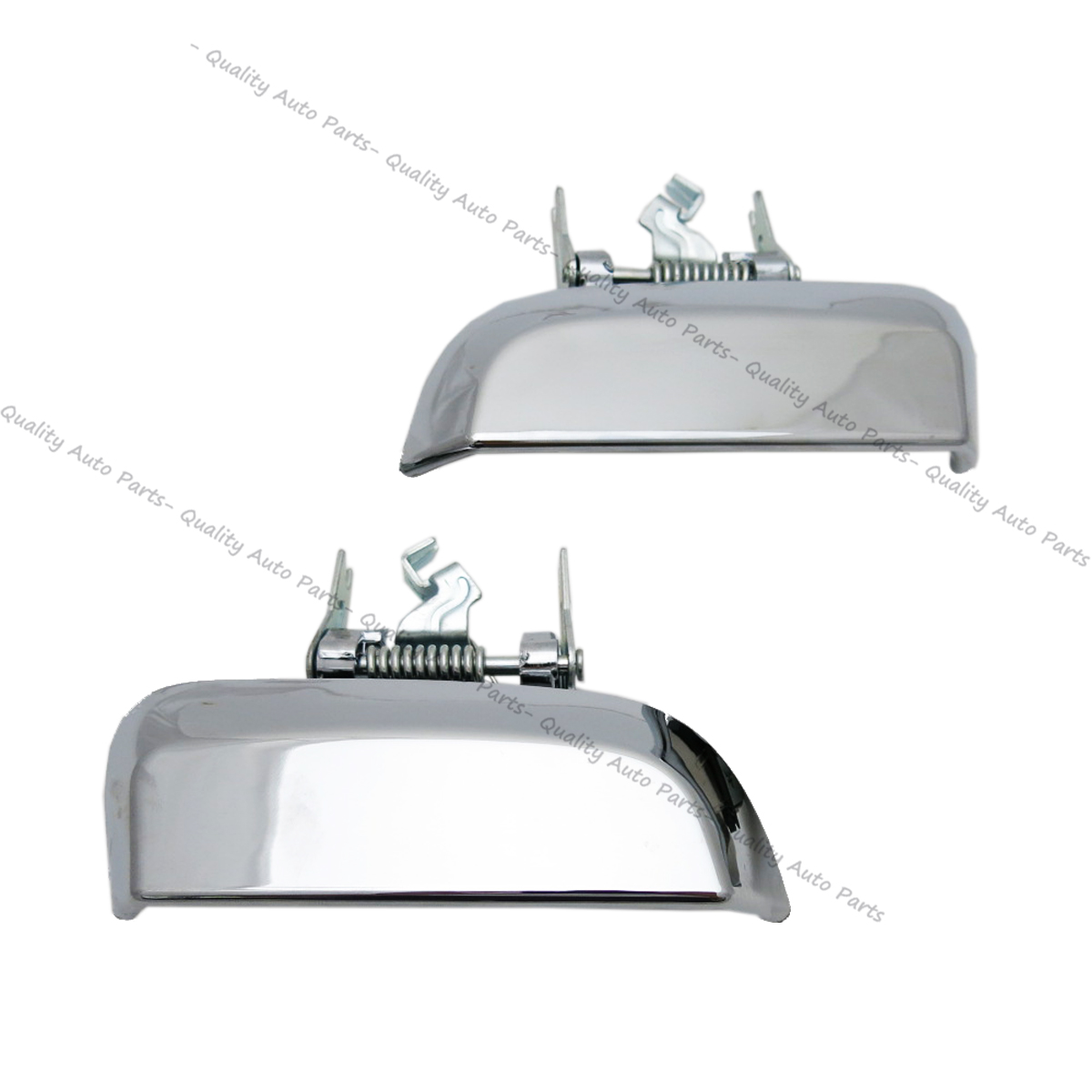 Door Handle Chrome Rear Right Outer Tailgate Handle Silve For Nissan Pathfinder