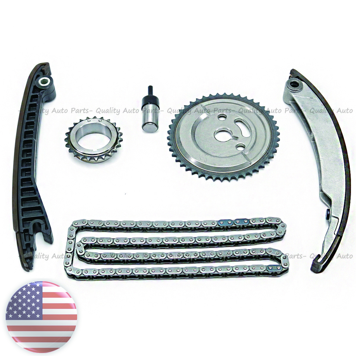 New BMW MINI Cooper R50 R52 R53 CONVERTBLE WORKS Timing Chain Kit
