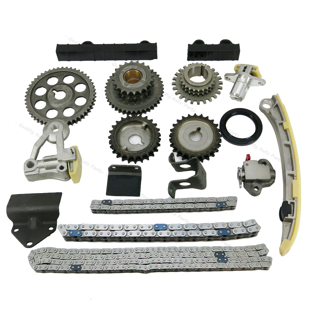 Details about FOR SUZUKI GRAND VITARA ESCUD H25A H27A H20A COMPLETE TIMING  CHAIN KIT